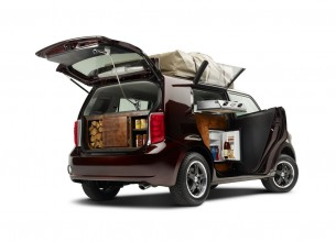 Scion: Custom Scion xB Concept Car