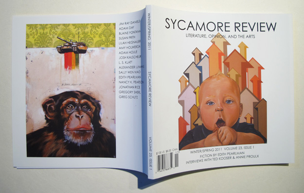 sycamore review is purdue universitys internationally acclaimed literary journal affiliated with purdues college of liberal arts and the department of