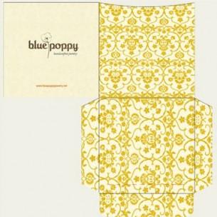 Blue Poppy: Website, Logo, and Product Branding