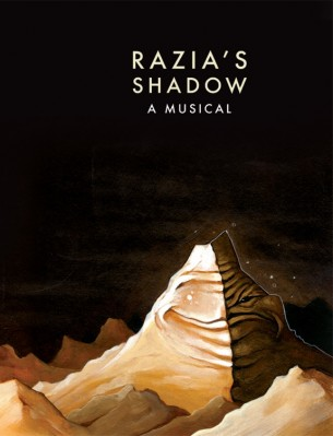 "This was my first and very ambitious album cover/booklet project. The album project, ""Razia's Shadow"" is ambitious in its production and number of musicians on the album. I was asked to create..."