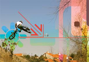 """Felt Bicycles: BMX division  2008 8x10"""" 42 pages"""