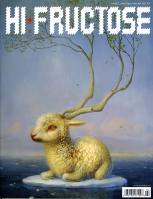 Hi-Fructose is a quarterly art magazine, founded by artists, Attaboy and Annie Owens in 2005. Hi-Fructose focuses squarely on the art which...