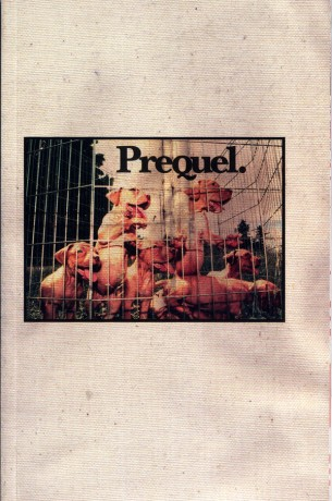 The very first issue of Prequel from many years ago, and still running today.