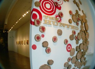 Part of the 2007 Solo Show at The Lab 101 Gallery, Los Angeles, California USA
