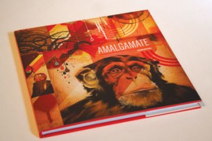 Amalgamate is Blaine Fontana's second published book featuring over 75 full color plates, process and his multimedia pursuits.  LTD. EDITION OF ONLY 1000