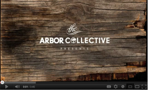 Long time Arbor Collective artist Blaine Fontana discusses his use of sustainable materials in his work. This video is the first in a series of artist profile pieces to be released throughout 2012.