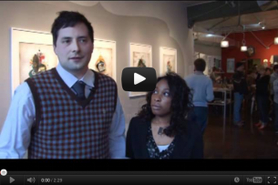 "The Braxler video crew stopped by my recent solo show ""Mergers & Acquisitions"" to discuss the current work and our studio process and beliefs. They did a wonderful job on this, despite me..."