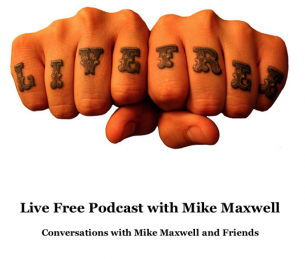 I had the pleasure of sitting down with talented artist, proud san diego resident, and insightful conversationalist, Mr. Mike Maxwell. Podcast link after the jump...