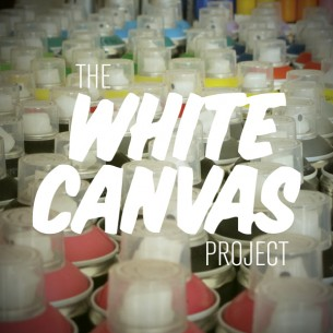It was a distinct pleasure to contribute to this Summer's White Canvas Project in Cambridge, England for long time friends and client Supreme Being. For four days during the end of August, we painted, built, & celebrated with 10 other artists from around the world...