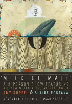 """Mild Climate"" Art & Installation