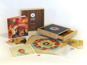 "Zero+ Publishing is proud to announce the Ltd Edition box set of Blaine's critically acclaimed book ""Amalgamate: The Fine Art, Design & Exploration of Blaine Fontana""..."