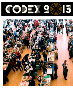 We are thrilled to be attending the acclaimed CODEX art book fair this weekend in Berkley, CA. My publisher ZERO+ Publishing will be exhibiting. Please swing by if you would like to see some truly original...