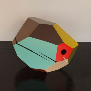 "We were asked to contribute a conceptual bird house for this years ""Put a Bird in it"" show curated by WeMake PDX for Design Week Portland's wrap up show. Over 100 other artists, designers, and craftsfolk created..."